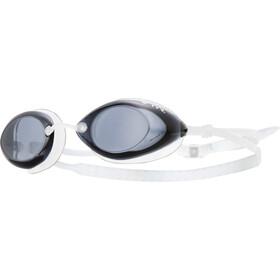 TYR Tracer Racing duikbrillen Heren zwart/transparant